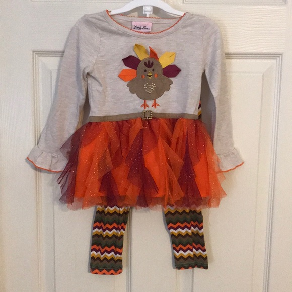 Thanksgiving Outfit 3T